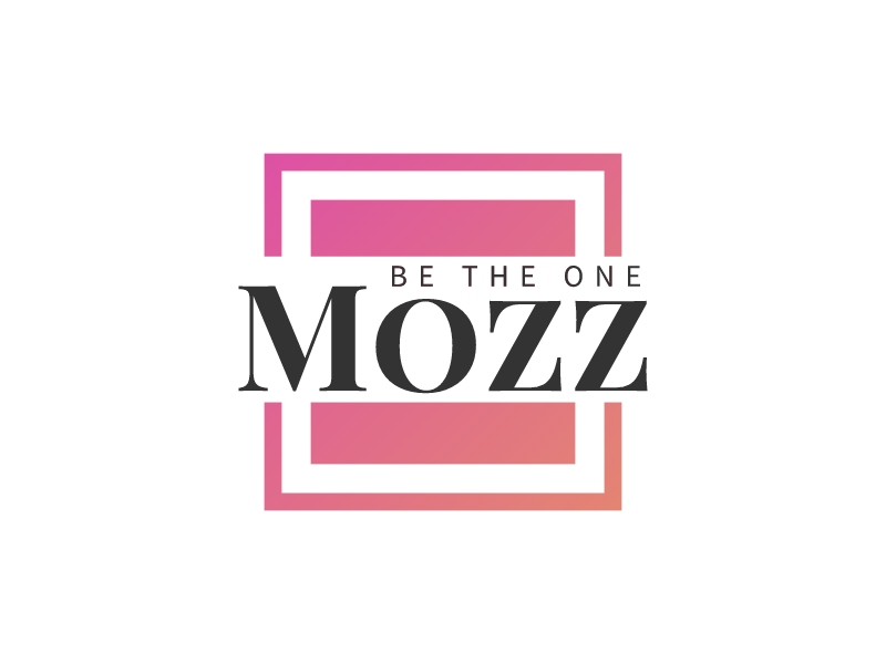 Mozz - BE THE ONE